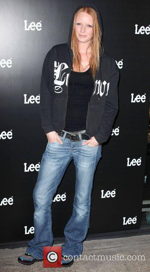 The Lee Re-Launch Party in Carnaby Street.