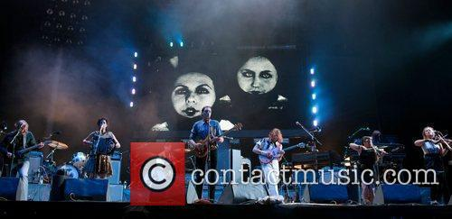 Arcade Fire, Leeds & Reading Festival