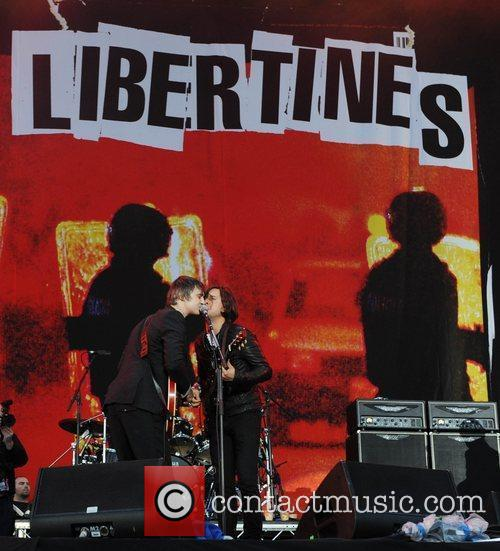 The libertines at reading and leeds