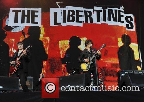 The Libertines, Leeds & Reading Festival