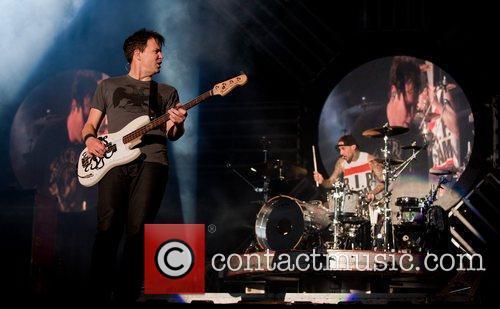 Blink 182, Leeds & Reading Festival