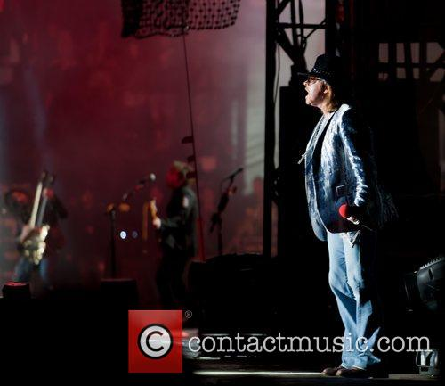 Axl Rose, Guns N Roses, Leeds & Reading Festival, Leeds Festival