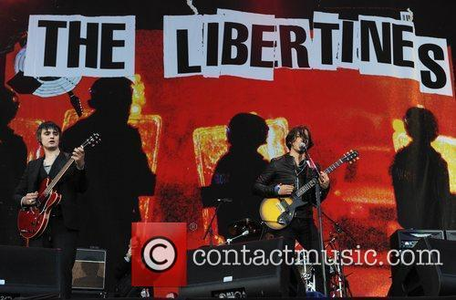 Pete Doherty, Carl Barat and The Libertines 10
