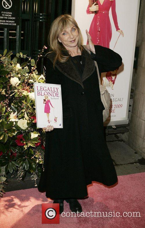 Helen Lederer, Legally Blonde