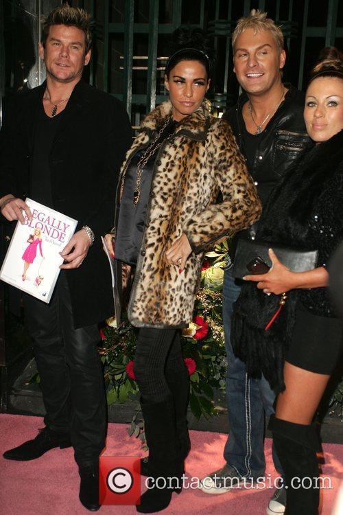 Katie Price and Legally Blonde 1
