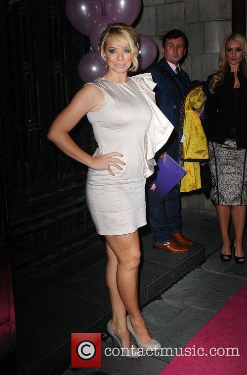 Liz Mcclarnon and Legally Blonde 4
