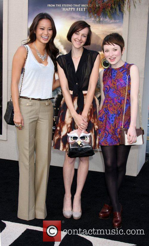 Jamie Chung, Emily Browning and Jena Malone 1