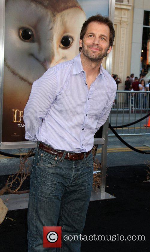 Zack Snyder, Grauman's Chinese Theatre