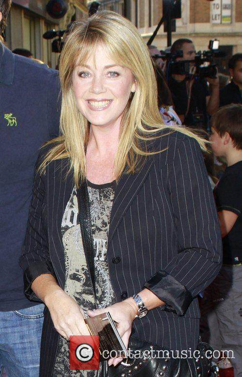 Lucy Alexander The UK premiere of 'Legend of...