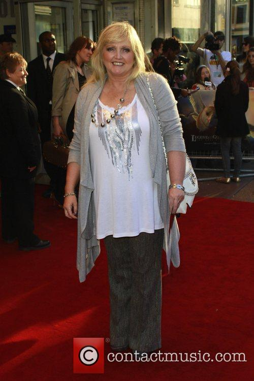Bernie Nolan The UK premiere of 'Legend of...