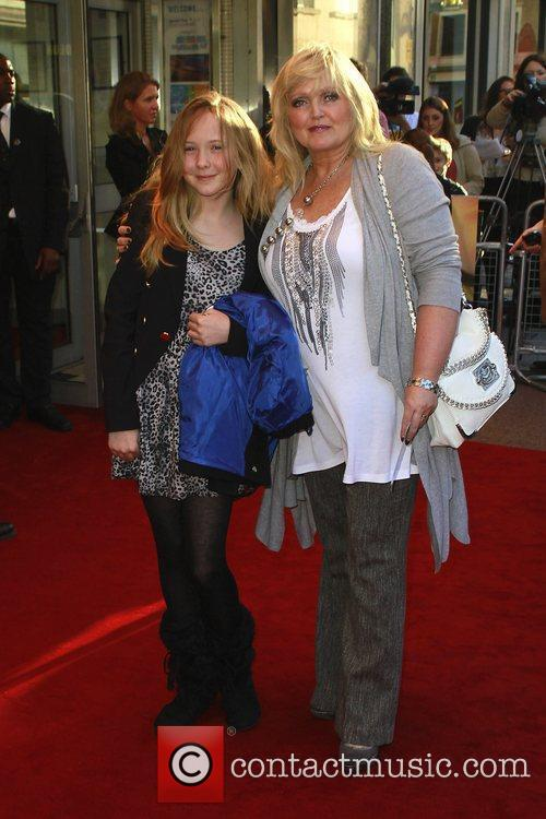 Bernie Nolan and her daughter Erin  The...