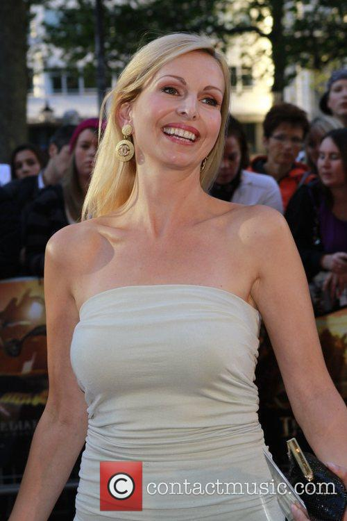 Anneka Tanaka-Svenska The UK premiere of 'Legend of...