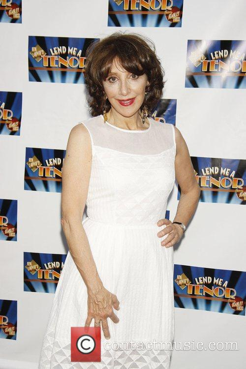 Andrea Martin attending the opening night of the...