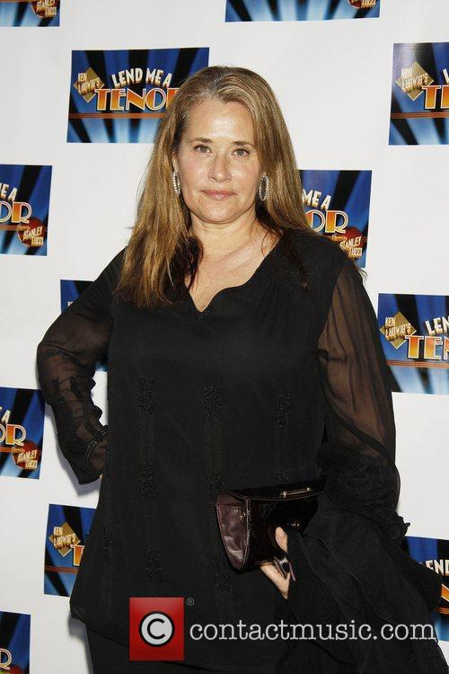 Lorraine Bracco attending the opening night of the...
