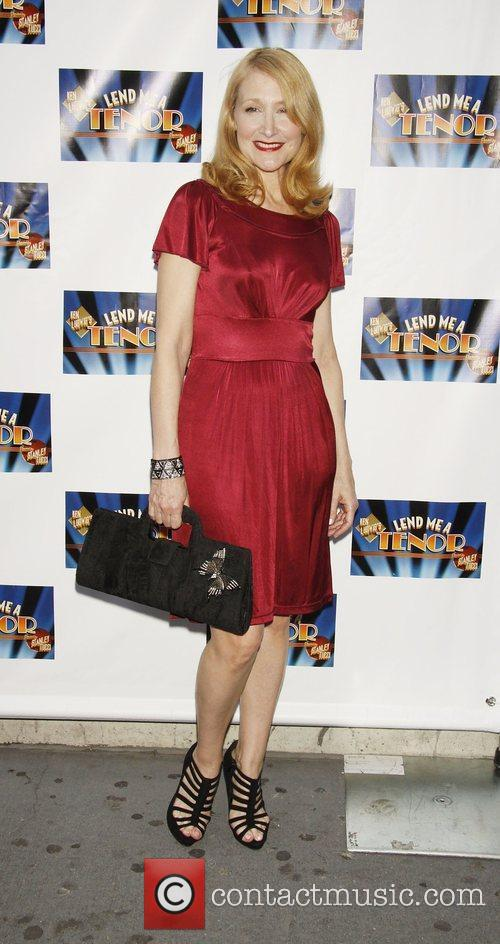 Patricia Clarkson attending the opening night of the...