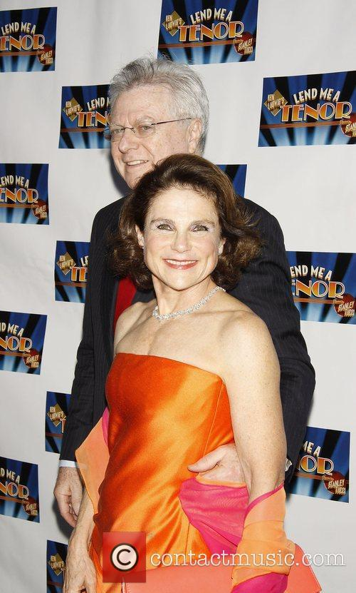 Tovah Feldshuh attending the opening night of the...
