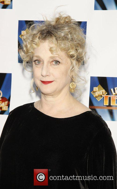 Carol Kane Attending The Opening Night Of The Broadway Play 'lend Me A Tenor' At The Music Box Theatre. 8