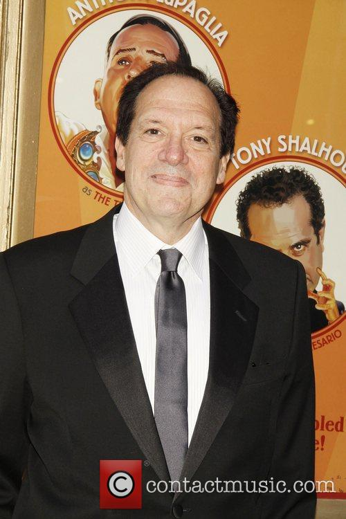 Ken Ludwig attending the opening night of the...