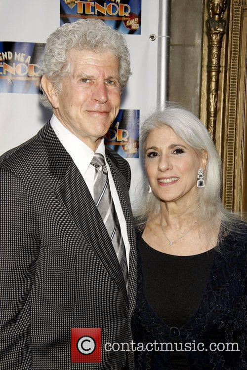 Jamie Deroy Attending The Opening Night Of The Broadway Play 'lend Me A Tenor' At The Music Box Theatre. 6
