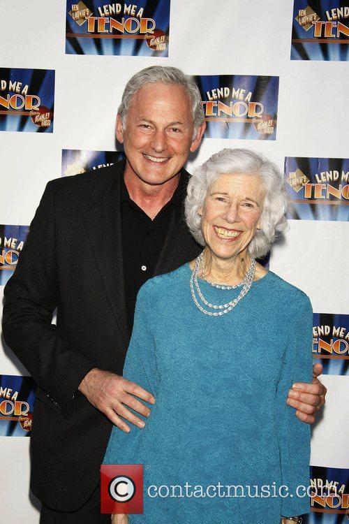 Frances Sternhagen Attending The Opening Night Of The Broadway Play 'lend Me A Tenor' At The Music Box Theatre. 1