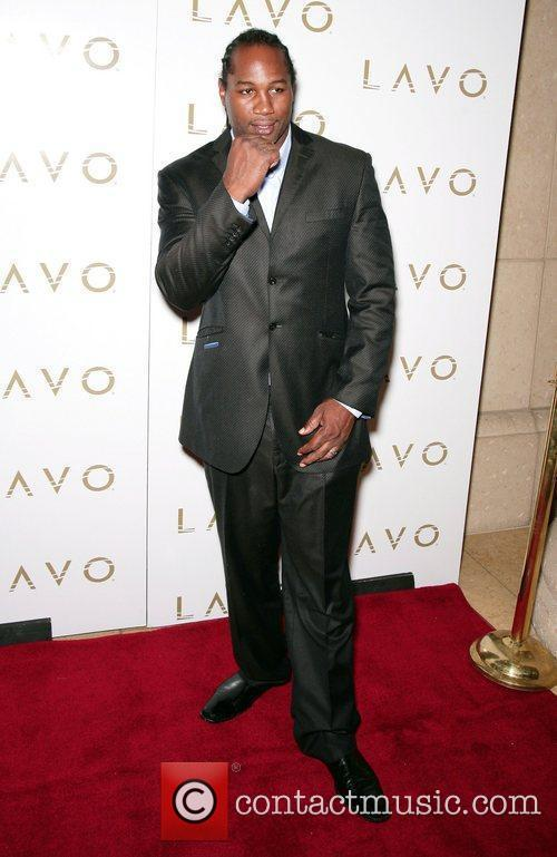 Lennox Lewis hosts Post Fight Party at LAVO...