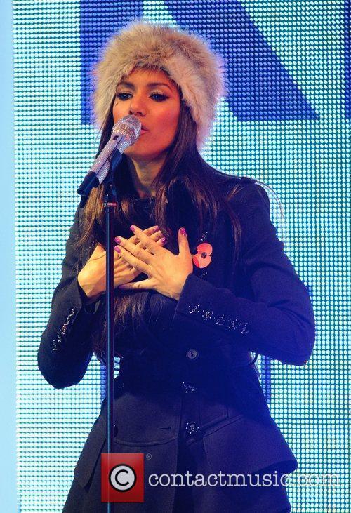 Leona Lewis and Xbox 4