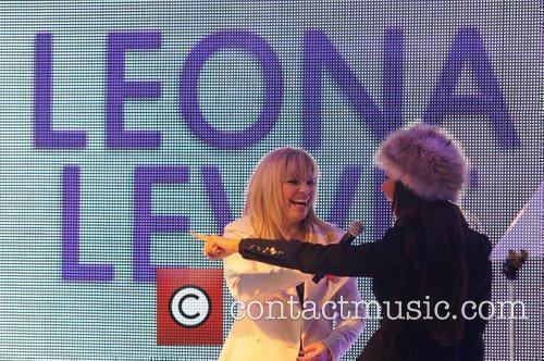 Leona Lewis and Xbox 8