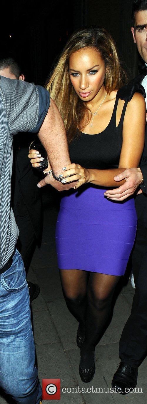 Singer Leona Lewis 3