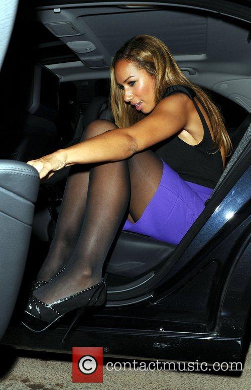 Singer Leona Lewis 6