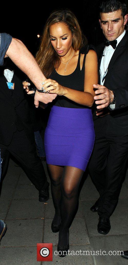 Singer Leona Lewis 1