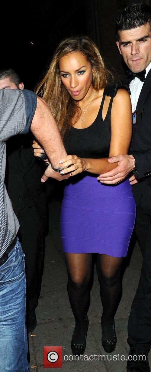 Singer Leona Lewis 2