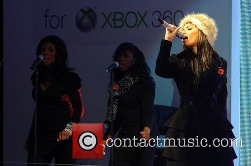 Leona Lewis and XBOX 5