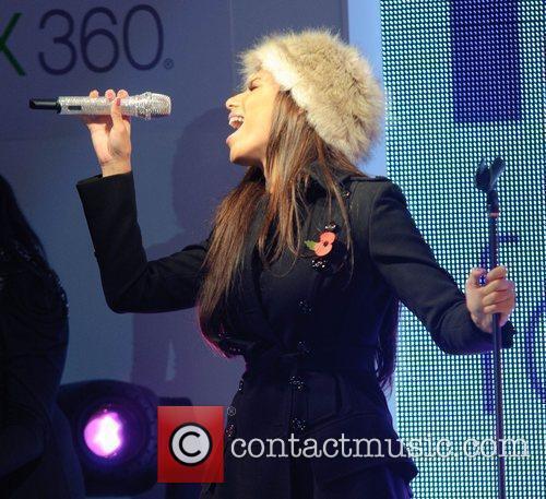 Leona Lewis and Xbox 11