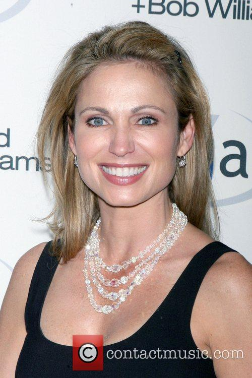 Amy Robach, Lesbian And Gay Journalists Gala