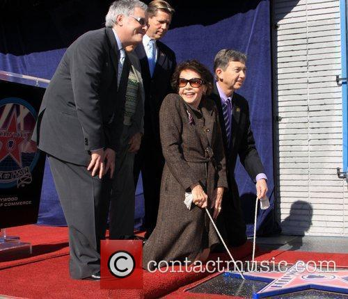 Neal Baer, Jack Larson and Leslie Caron 2