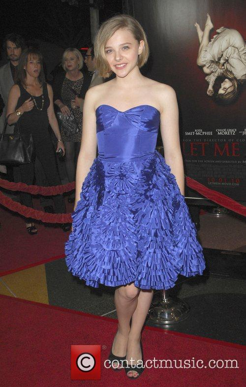 Actress Ali Corbin  attends the 'Let Me...
