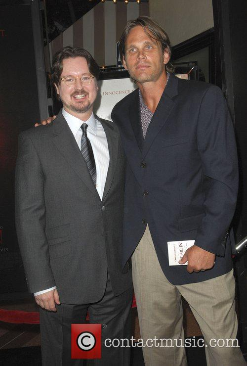 Matt Reeves; Chris Browning attend the 'Let Me...