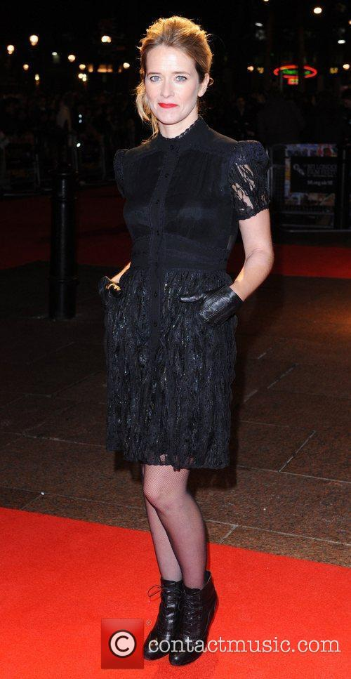 Edith Bowman  Premiere of 'Let Me In'...