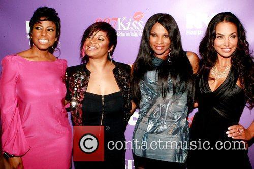 Jacque Reid, Kali 'Kittie' Troy, Sandra 'Pepa' Denton...