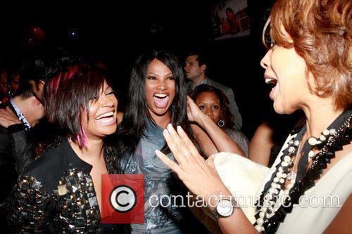 Kali 'Kittie' Troy, Sandra 'Pepa' Denton and Gayle...