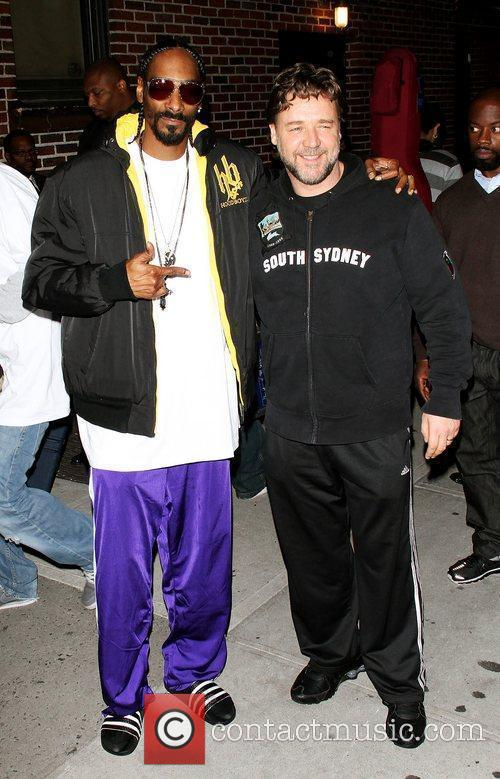 Snoop Dogg, Ed Sullivan and Russell Crowe 5