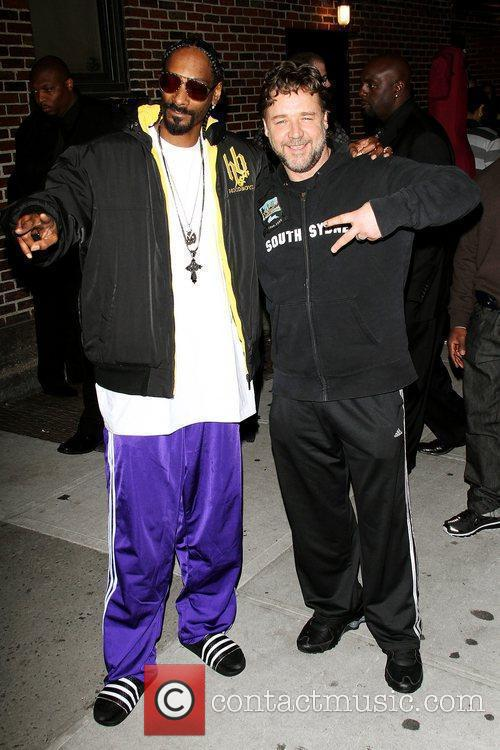 Snoop Dogg, Ed Sullivan and Russell Crowe 4