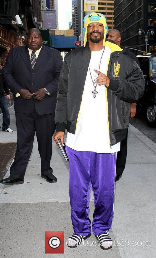 Snoop Dogg and Ed Sullivan 8