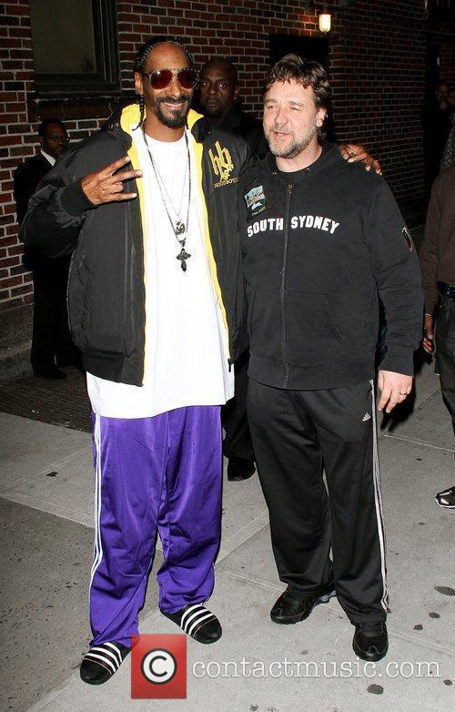 Snoop Dogg, Ed Sullivan and Russell Crowe 3