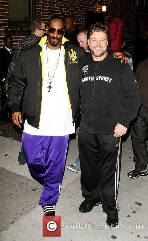Snoop Dogg, Ed Sullivan and Russell Crowe 10