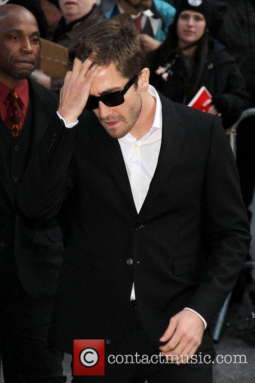 Jake Gyllenhaal and Ed Sullivan 7