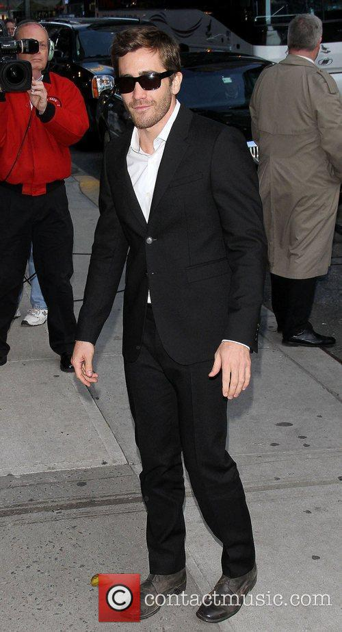 Jake Gyllenhaal and Ed Sullivan 3