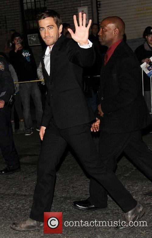 Jake Gyllenhaal and Ed Sullivan 6