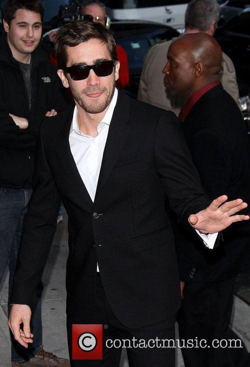 Jake Gyllenhaal and Ed Sullivan 2