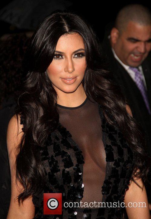 Kim Kardashian and Ed Sullivan 13